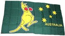 Fahne / Flagge Australien Känguruh 90 x 150 cm