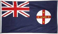 Fahne / Flagge Australien New South Wales + gratis