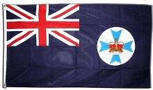 Fahne / Flagge Australien Queensland + gratis
