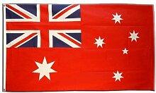 Fahne / Flagge Australien Red Ensign Handelsflagge