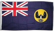 Fahne / Flagge Australien South + gratis Sticker,