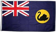 Fahne / Flagge Australien Western + gratis