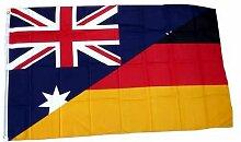 Fahne / Flagge Deutschland / Australien NEU 90 x