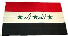 Fahne / Flagge Irak NEU 90 x 150 cm Flaggen