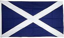 Fahne / Flagge Schottland + gratis Sticker,