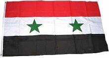 Fahne / Flagge Syrien NEU 90 x 150 cm Flaggen