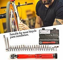 Fahrrad-Drehmomentschlüssel, 2-24 Nm,