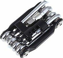 Fahrrad-Multitool, Migimi 11 in 1 Werkzeuge für