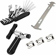 Fahrrad-Reparatur-Werkzeuge, Fahrradwerkzeugsatz,
