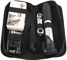 Fahrrad Werkzeug Kit Cycle Repair Tools und Reifenpanne, Kits