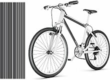 Fahrradaufkleber XXL Stripes Fahrradtattoo 30