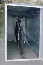 Fahrradgarage Anbausatz BikeBox 1 80x125x205cm mit