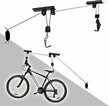 Fahrradlift Deckenhalter 20kg Fahrradgarage