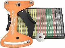 Fahrradspeichen-Spannungsmessgerät Messwerkzeug