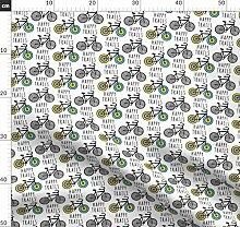 Fahrräder, Mountainbikes, Stoff, Tapete Stoffe -