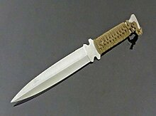 Fahrtenmesser Wurfmesser 26 cm Survival Messer mit