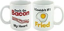 Fairly Odd Novelties Go Bacon My Heart Eggs &