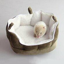 FairOnly Weich Hamster Bett Haustier Hängematte
