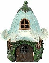Fairy Home FAIRY House Fairy für Gärten–Fairy flower House