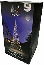 Fairybell 600CM-1200LED Warm Weiss