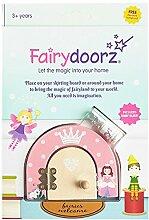 fairydoorz Prinzessin Fairy Tür Wand Décor, Pink