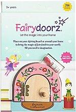 Fairydoorz Secret Meadow Fairy Tür, Pink