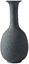 Fairye Chinesische Keramikvasenblume/Getrocknete
