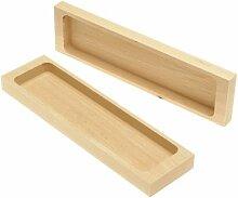 Faithfull Holzbox für Abziehstein, 20x5x