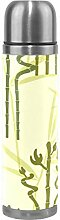 FAJRO Grotesque Bambus Wasserflasche