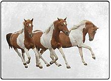 FAJRO Teppich, Pferdevorleger, für