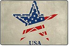 FAJRO Usa Stars Logo Schlamm Schuh Schaber,