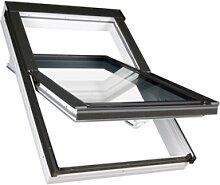FAKRO Kunststoff-Schwingfenster PTP-V U3 mit