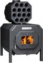 FALCO ECO 80 kW | Werkstattofen | Warmluftofen