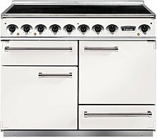 Falcon RANGECOOKER 1092 DELUXE weiss /chrom - Induktion Grill / Multif.ofen / HL Ofen