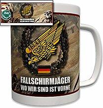 Fallschirmjäger - wo wir sind ist Vorne! ISAF