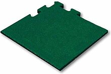 Fallschutzmatte - Puzzle-System - Eckstück -