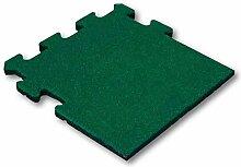 Fallschutzmatte - Puzzle-System - Seitenstück -