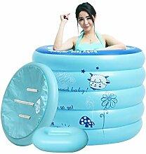 Faltbare Aufblasbare Badewanne Mit Elektrischer