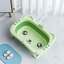 Faltbare Baby-Badewanne Für Kleinkind