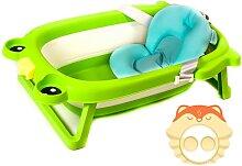 Faltbare Baby-Badewanne, mit Badewanne,