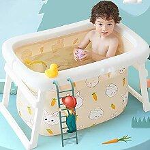 Faltbare Babybadewanne-Baby-Eigene Badewanne,