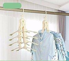 Faltbare Kleidung Kleiderbügel Trockner Trocknen