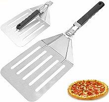 Faltbare Pizza Peel, Profi-Hohl Pizza Spatel