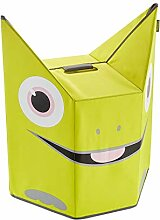 Faltbare Spielzeugbox Spring Green/Frog