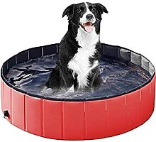 Faltbarer Hundepool, Hund Planschbecken für