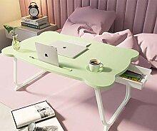 Faltbarer Laptop-/Betttisch / Knietisch,