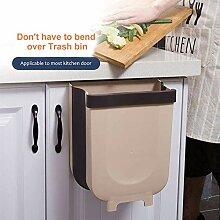 Faltbarer Mülleimer Küche,Abfalleimer Küche