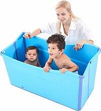 Faltbares Badefass für Erwachsene Badewanne für