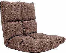 Faltbares Sofas, Klappbarer Bodenstuhl Spielstuhl Tatami Sitzsack, Freizeitbüro Mittagspause