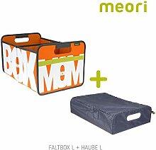 Faltbox Classic Large Mandarine Orange / MOM +